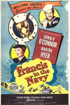 Best Family Movies of 1955 : Francis in the Navy