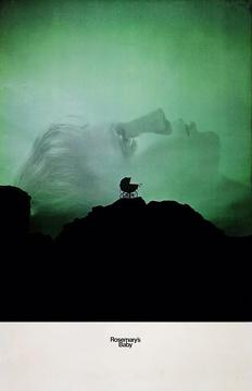 Best Mystery Movies of 1968 : Rosemary's Baby