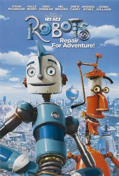 Best Family Movies of 2005 : Robots