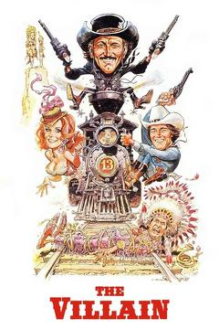 Best Western Movies of 1979 : The Villain