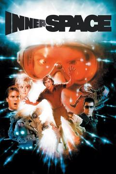 Best Science Fiction Movies of 1987 : Innerspace