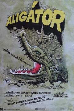 Best Science Fiction Movies of 1980 : Alligator