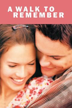 Best Drama Movies of 2002 : A Walk to Remember