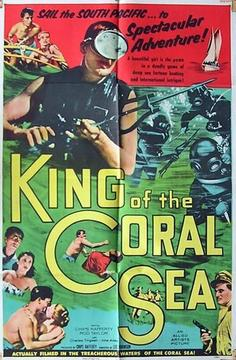 Best Adventure Movies of 1954 : King of the Coral Sea