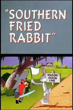 Best Animation Movies of 1953 : Southern Fried Rabbit