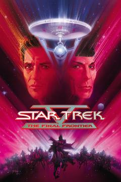 Best Adventure Movies of 1989 : Star Trek V: The Final Frontier