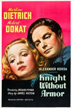 Best History Movies of 1937 : Knight Without Armour