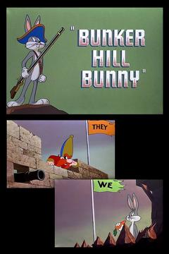 Best Animation Movies of 1950 : Bunker Hill Bunny