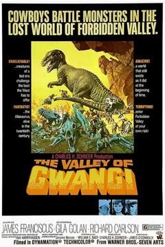 Best Western Movies of 1969 : The Valley of Gwangi