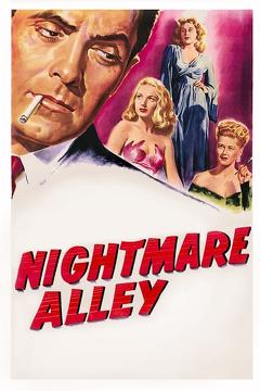 Best Drama Movies of 1947 : Nightmare Alley