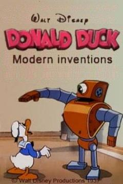 Best Animation Movies of 1937 : Donald Duck: Modern Inventions