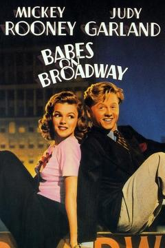 Best Music Movies of 1941 : Babes on Broadway