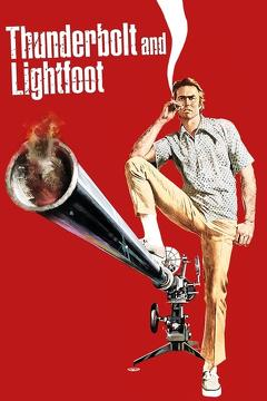Best Comedy Movies of 1974 : Thunderbolt and Lightfoot