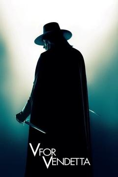 Best Thriller Movies of 2006 : V for Vendetta