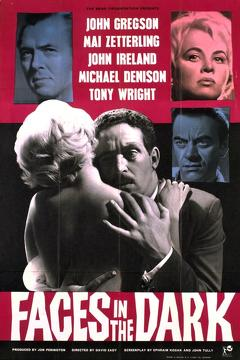 Best Mystery Movies of 1960 : Faces in the Dark