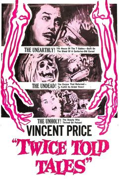 Best Mystery Movies of 1963 : Twice-Told Tales