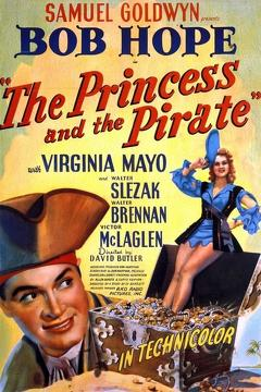 Best Adventure Movies of 1944 : The Princess and the Pirate