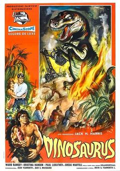 Best Fantasy Movies of 1960 : Dinosaurus!