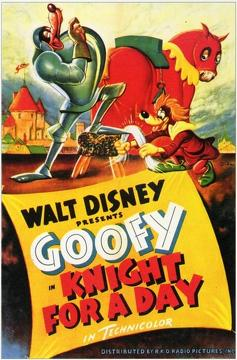 Best Animation Movies of 1946 : A Knight for a Day