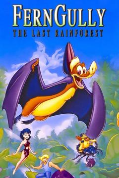 Best Fantasy Movies of 1992 : FernGully: The Last Rainforest