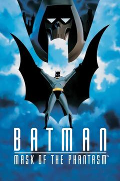 Best Mystery Movies of 1993 : Batman: Mask of the Phantasm