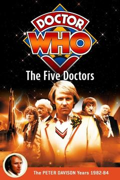 Best Tv Movie Movies of 1983 : Doctor Who: The Five Doctors
