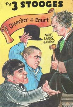 Best Comedy Movies of 1936 : Disorder in the Court