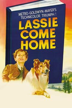 Best Adventure Movies of 1943 : Lassie Come Home
