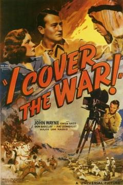 Best War Movies of 1937 : I cover the war!