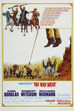 Best Adventure Movies of 1967 : The Way West