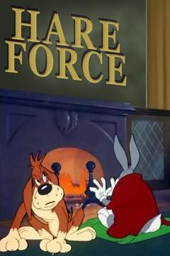 Best Animation Movies of 1944 : Hare Force
