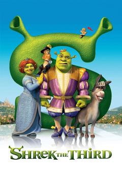 Best Animation Movies of 2007 : Shrek the Third