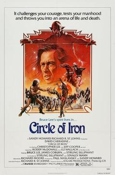 Best Fantasy Movies of 1978 : Circle of Iron