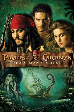 Best Fantasy Movies of 2006 : Pirates of the Caribbean: Dead Man's Chest