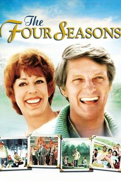 Best Romance Movies of 1981 : The Four Seasons