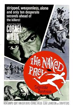 Best Thriller Movies of 1965 : The Naked Prey