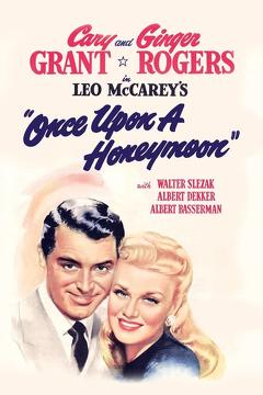 Best Mystery Movies of 1942 : Once Upon a Honeymoon