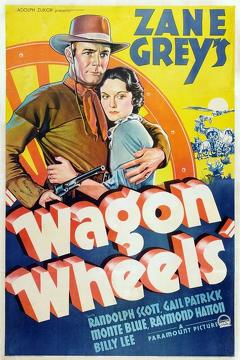Best Adventure Movies of 1934 : Wagon Wheels