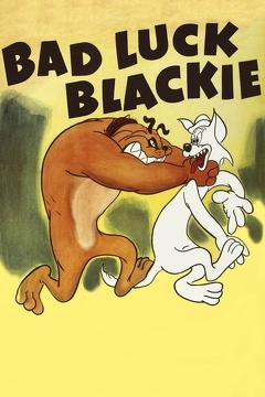 Best Animation Movies of 1949 : Bad Luck Blackie