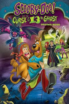 Best Adventure Movies of 2019 : Scooby-Doo! and the Curse of the 13th Ghost