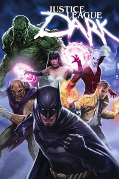 Best Science Fiction Movies of 2017 : Justice League Dark