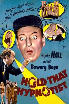 Best Mystery Movies of 1957 : Hold That Hypnotist