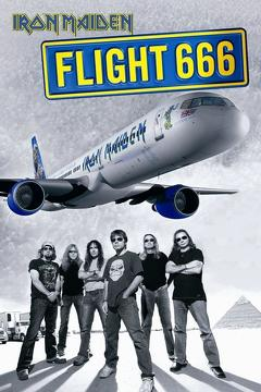 Best Documentary Movies of 2009 : Iron Maiden: Flight 666