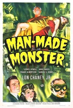 Best Science Fiction Movies of 1941 : Man Made Monster