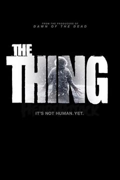 Best Horror Movies of 2011 : The Thing