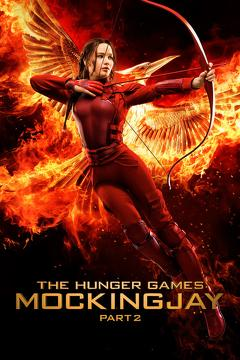 Best Science Fiction Movies of 2015 : The Hunger Games: Mockingjay - Part 2