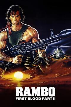 Best War Movies of 1985 : Rambo: First Blood Part II