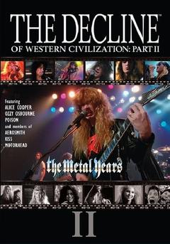 Best Music Movies of 1988 : The Decline of Western Civilization Part II: The Metal Years
