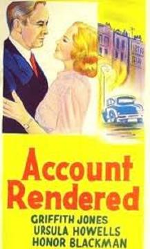 Best Mystery Movies of 1957 : Account Rendered