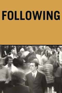 Best Thriller Movies of 1999 : Following